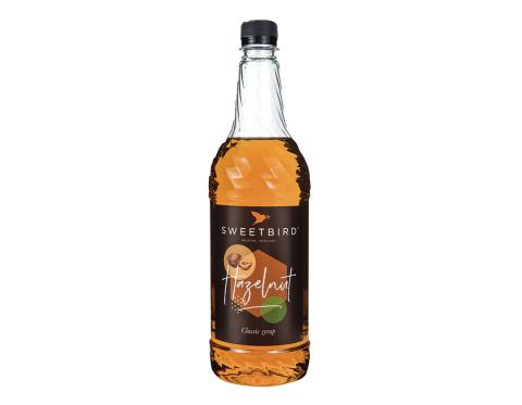 Sweetbird Hazelnut syrup - Σιρόπι φουντούκι
