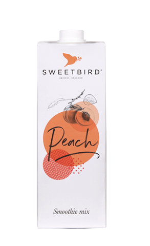 Sweetbird Peach smoothie - Smoothie Ροδάκινο