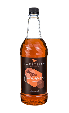 Sweetbird Cinnamon syrup - Σιρόπι Κανέλας
