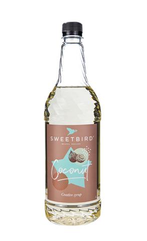 Sweetbird Coconut syrup - Σιρόπι Καρύδας